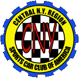 Central New York Region, Sports Car Club of America